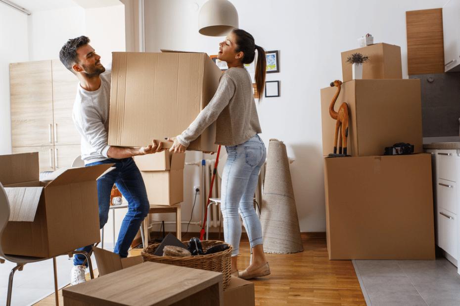 Comment organiser son premier déménagement ?